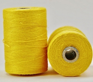 Yellow Un-Waxed Hemp