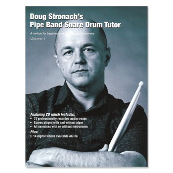 Stronach - Pipe Band Snare Drum Tutor