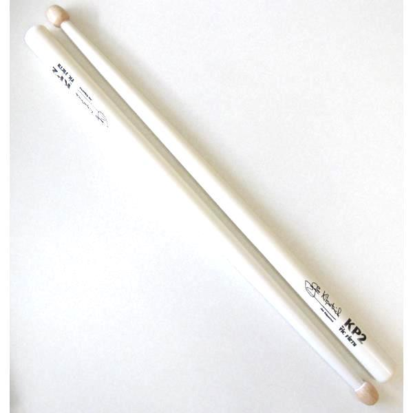 Jim Kilpatrik Snare Sticks White