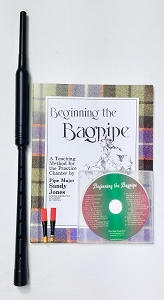 Beginner Practice Chanter Kit