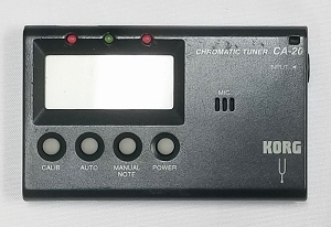 Korg CA-20 In used condition