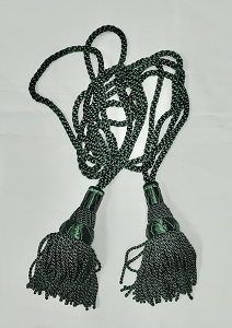 Used Green Silk Drone Cords