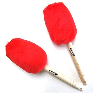 Andante Bass Sticks Red