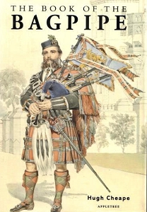 Book of the Bagpipe, In like new condition