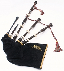 R.G. Hardie 01 Great Highland Bagpipes