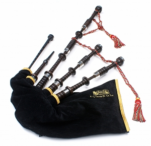 R.G. Hardie 02 A.B. Great Highland Bagpipes