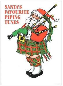 Santa's Favorite Piping Tunes
