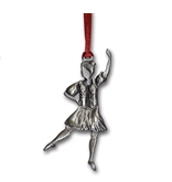 HIghland Dancer Ornament