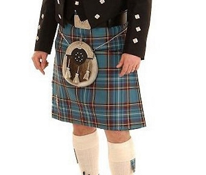 Scottish Highland Kilts