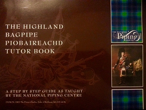 The National Piping Centre Piobaireachd Tutor Book