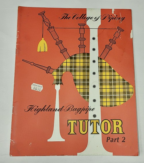 Used College of Piping Volume 2
