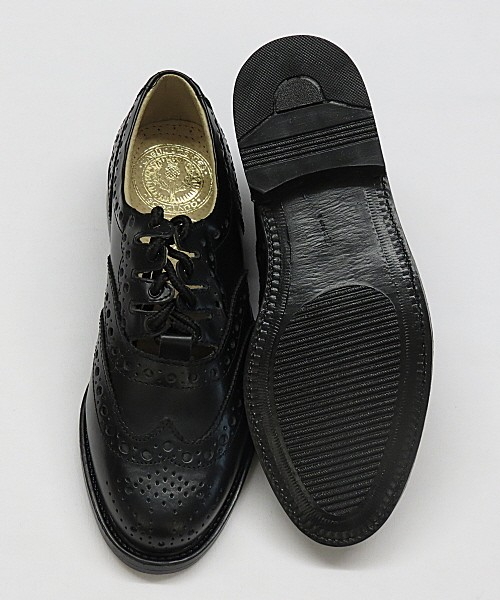 Size 10 1/2 Endrick Ghillie Brogues  - SAVE $25