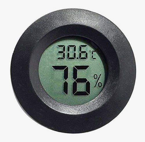 Replacement Hygrometer for Tone Protector Cap and Reed Box