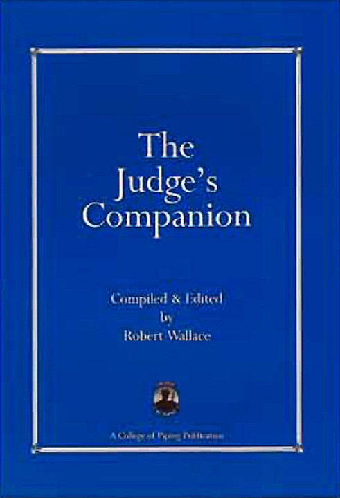 The Judges Companion