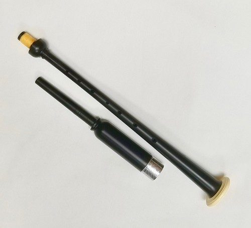 McCallum pc5eng Long Plastic Practice Chanter Deluxe Engraved