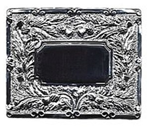 Square Military Belt Buckle